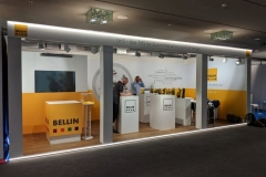 Messestand BELLIN GmbH