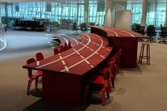 Tisch IOC Lausanne